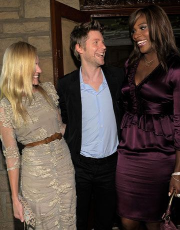 kate bosworth christopher bailey and serena williams