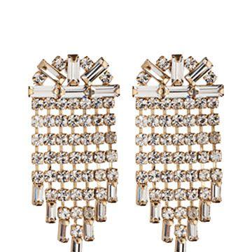 Crystal Vintage Earrings