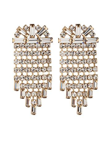 Crystal Vintage Earrings