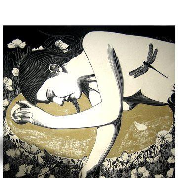 dream oz painting