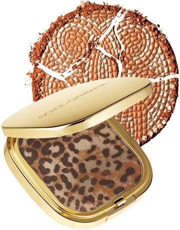 Dolce and Gabbana bronzer