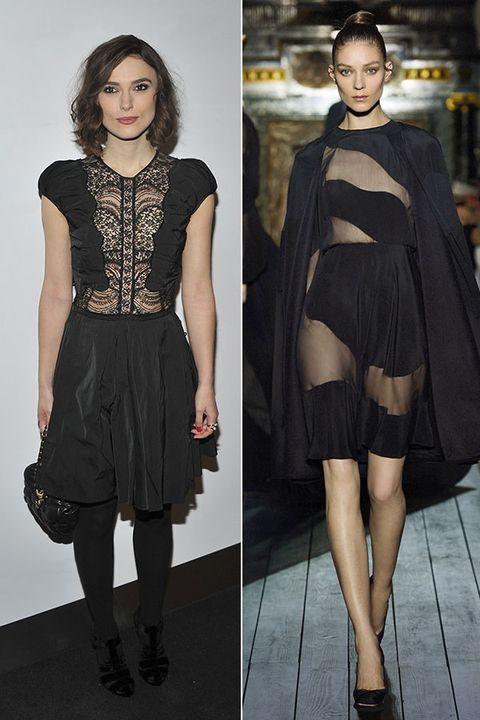 Clothing, Sleeve, Shoulder, Textile, Joint, Style, Fashion model, Fashion, Neck, Black,