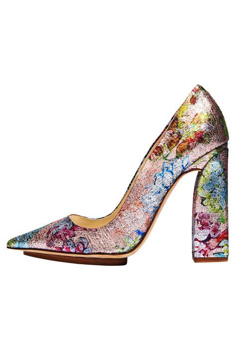 Purple, High heels, Violet, Basic pump, Teal, Beige, Lavender, Bridal shoe, Foot, Court shoe,