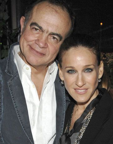christian lacroix and sarah jessica parker