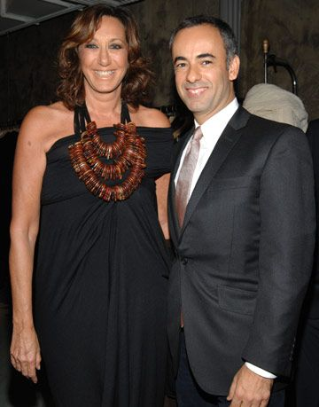 donna karan, francisco costa