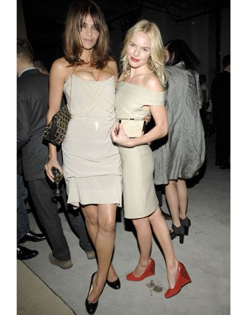 helena christensen and kate bosworth