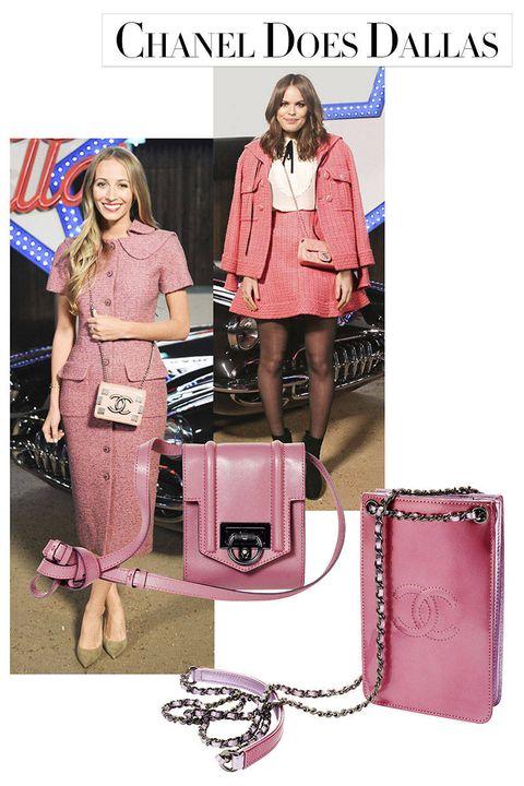 Bag, Pattern, Pink, Style, Luggage and bags, Fashion accessory, Fashion, Magenta, Shoulder bag, Street fashion,