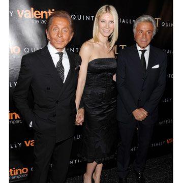 valentino and gwyneth