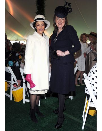 evelyn lauder and glenda bailey