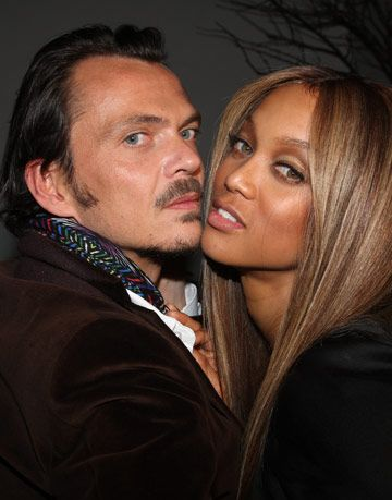 matthew williamson and tyra banks