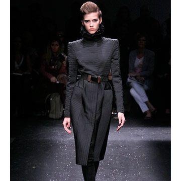 gianfranco ferre runway show