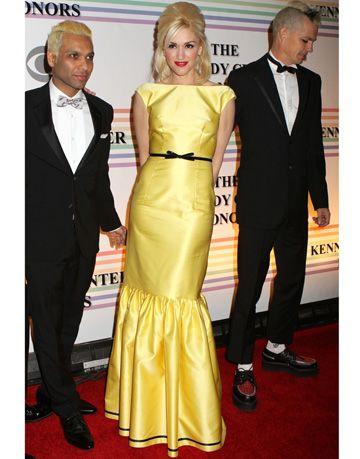 Gwen Stefani in Prada