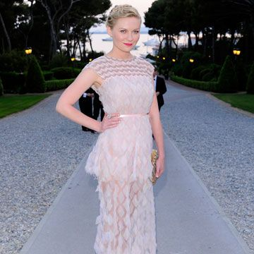 kirsten dunst at cannes