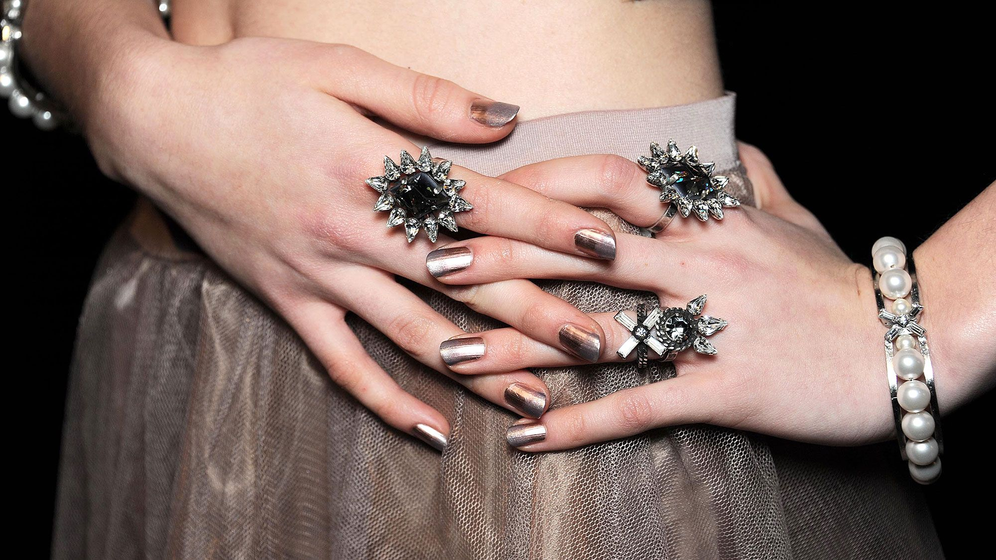 Nail Trends Fall 2014 - Best Nail Trends from Fall 2014