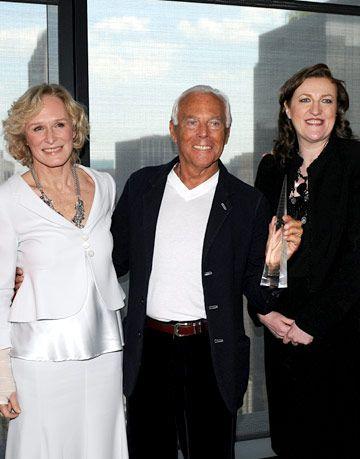 F.I.T. luncheon honoring Giorgio Armani