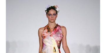 Behnaz Sarafpour  Spring 2009 Ready-to-Wear