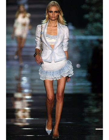 Roberto Cavalli Spring 2009 Ready-to-Wear