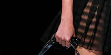 Christian Dior Details Spring 2009 Ready-to-Wear