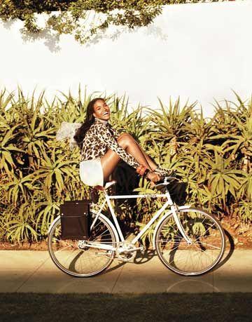 Take a Ride in the Season's Fancy-Free Fashion