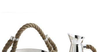 Haus Interior rope tray