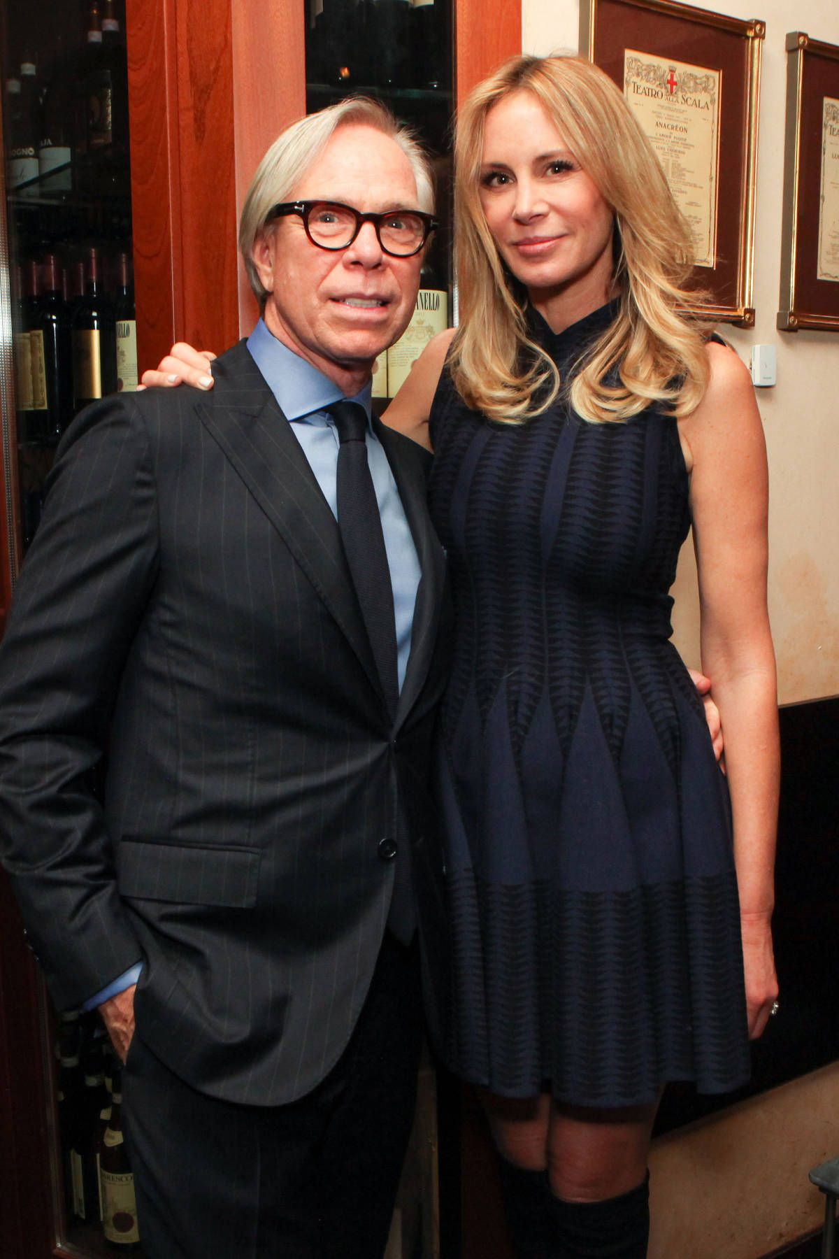 Last Nights Parties: Tommy Hilfiger Honors Vince Camuto, Jame Francos New Flick More