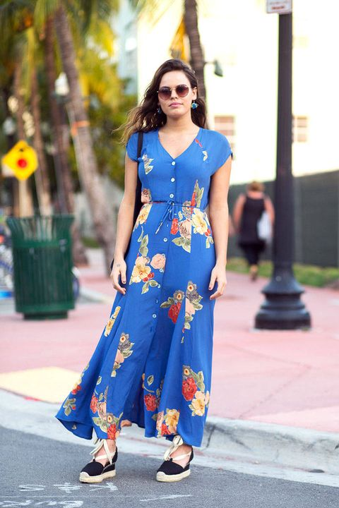Clothing, Shoulder, Sunglasses, Style, Street fashion, Electric blue, Dress, Fashion, Fashion model, Cobalt blue,