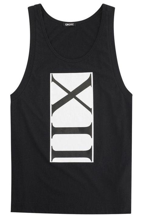 Product, Sleeve, White, Sleeveless shirt, Pattern, Neck, Black, Undershirt, Active tank, Vest,