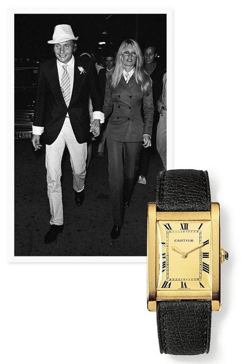 Hat, Watch, Outerwear, Coat, Collar, Style, Formal wear, Sun hat, Suit trousers, Analog watch,