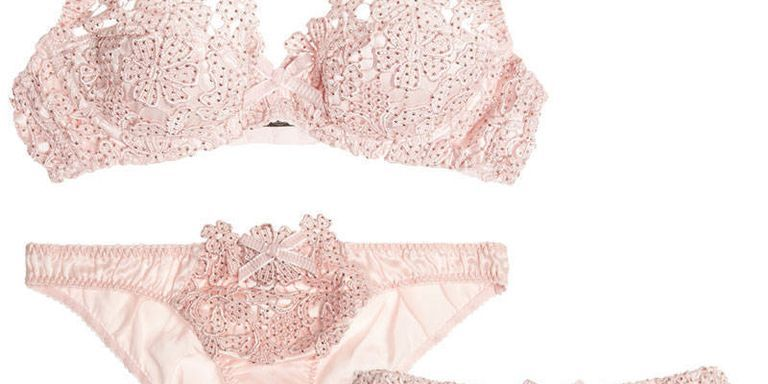 Lighten Up: Spring's Prettiest Lingerie