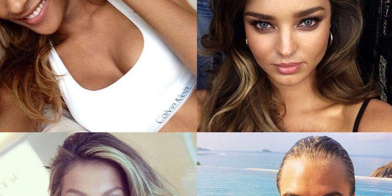 10 Models To Follow On Instagram