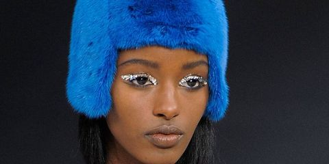 Freaky Chic: Halloween Makeup Right From The Runway
