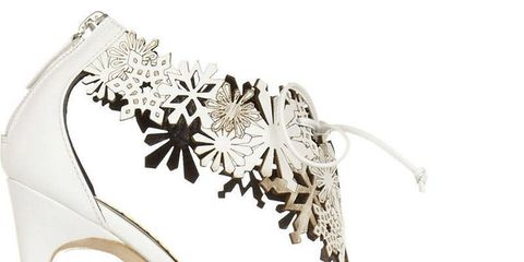 "12 Perfect Shoes to Say ""I Do"""