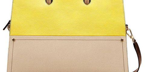 Yellow, Bag, Style, Fashion accessory, Shoulder bag, Fashion, Luggage and bags, Travel, Khaki, Leather,