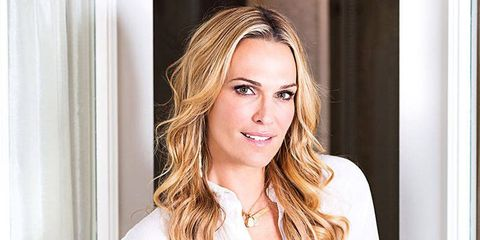 Molly Sims Beauty Secrets, Hair Tips, and Skin Routine