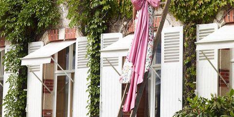 Window, Property, House, Real estate, Home, Neighbourhood, Residential area, Building, Fixture, Balcony,