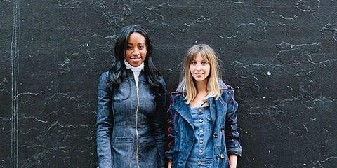 How to Wear: '70s Denim