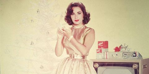 Vintage Icons' Holiday Style