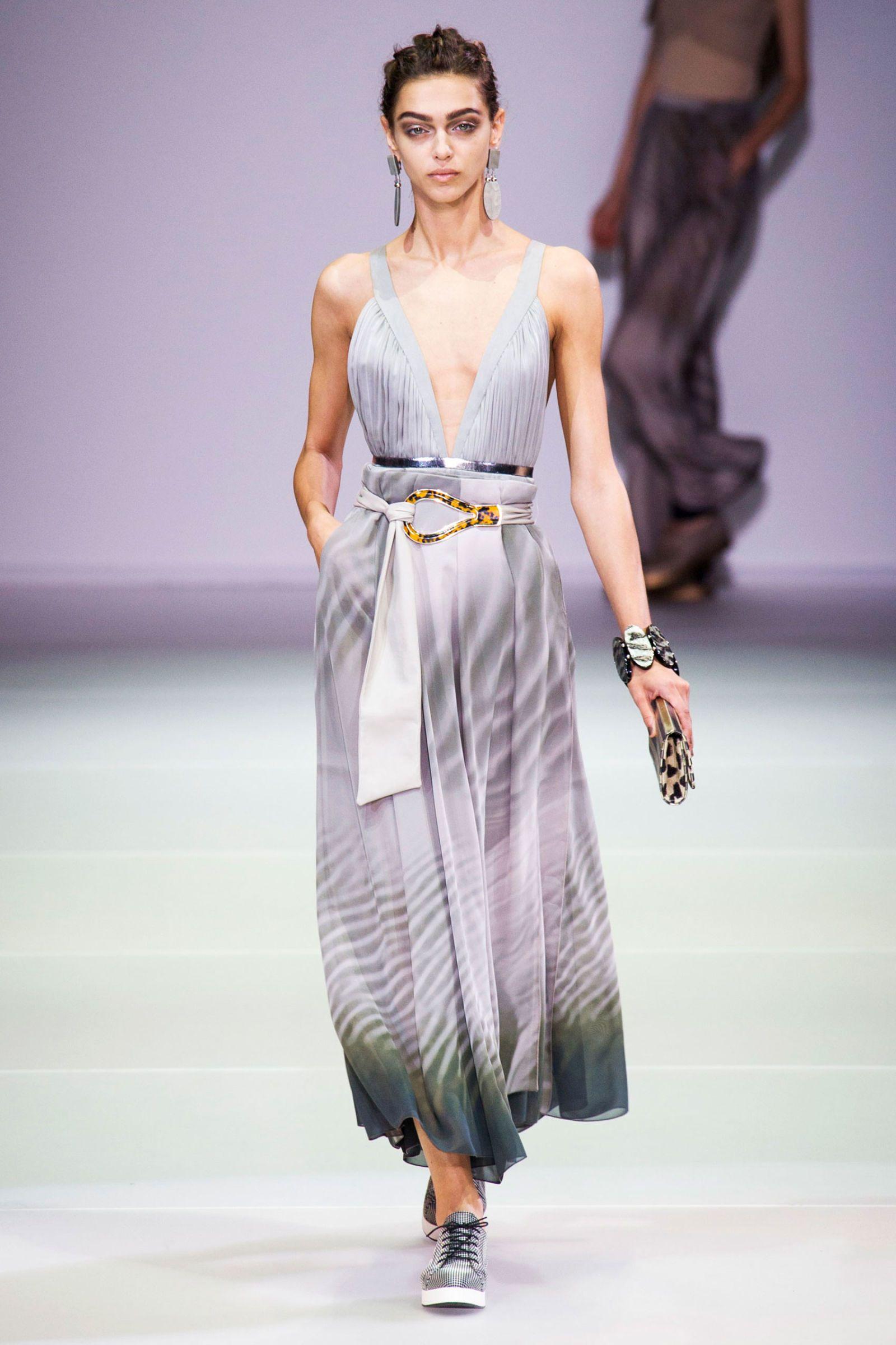 e6c9749c0c Milan Fashion Week Spring 2015 - Best Milan 2015 Runway Fashion