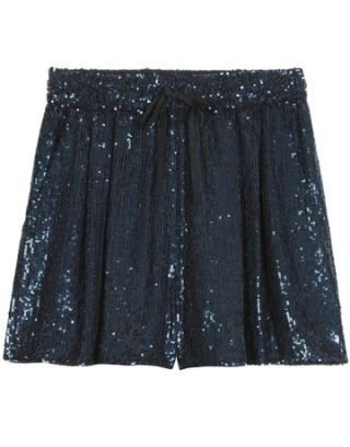3 1 phillip lim sequin shorts