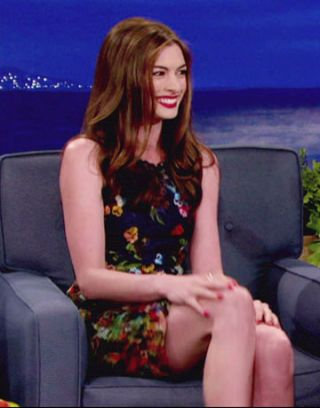 Anne Hathaway in Erdem