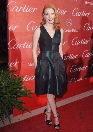 Dress, Red, Style, Formal wear, One-piece garment, Cocktail dress, Fashion, High heels, Day dress, Knee,