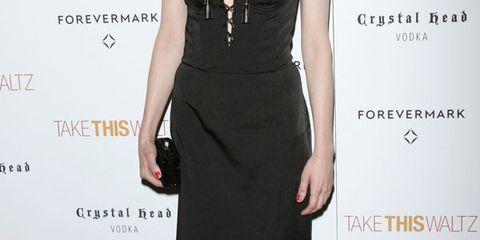 Clothing, Dress, Shoulder, Joint, Waist, Style, One-piece garment, Cocktail dress, Little black dress, Fashion model,