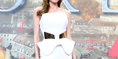 Dress, Shoulder, Hat, Style, Waist, Fashion model, Fashion, Model, One-piece garment, Street fashion,