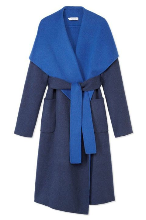 Blue, Product, Sleeve, Collar, Coat, Textile, Outerwear, Electric blue, Cobalt blue, Fashion,