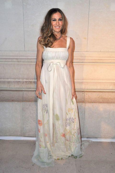 Sarah Jessica Parker in Louis Vuitton