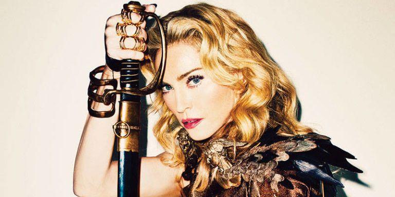 Madonna Dresses to Dare