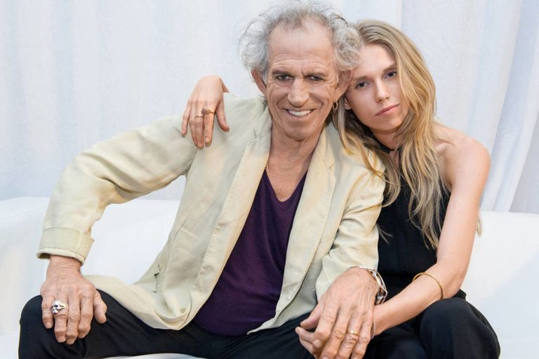 Rolling Stone Keith Richards And His Daughter Theodora Have Joined Forces To Create A New Childrens Book Gus Me The Story Of My Granddad First