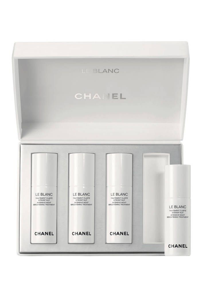 Beauty Must-Have: Chanel Le Blanc Treatment