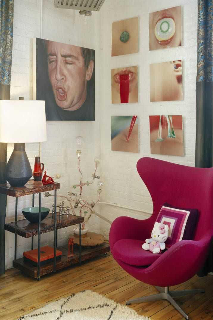 Carrie Bradshaw's Apartment Comes To Life