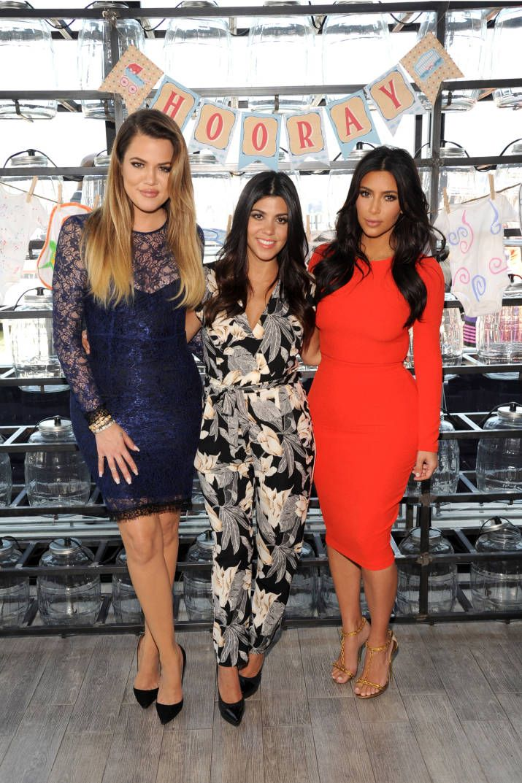 The Kardashians Talk Motherhood and Chic Baby Style